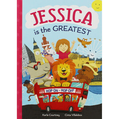 Jessica is the Greatest image number 1