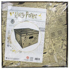 Harry Potter Quidditch Collapsible Storage Box image number 4