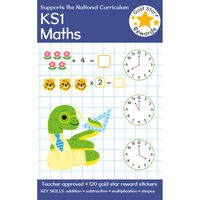 Gold Star Rewards KS1 Maths: Ages 5-7