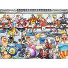 Wasgij Original 28 Dropping the Weight 1000 Piece Jigsaw Puzzle image number 2