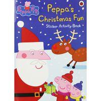 Peppa Pig's Christmas Fun Activity Book