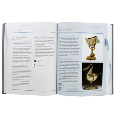 Millers Encyclopedia of World Silver Marks: 2 Book Box Set image number 3