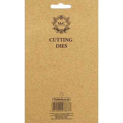 Gift Box Metal Cutting Die image number 2