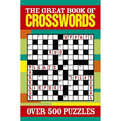 Great Book Of Crosswords image number 1