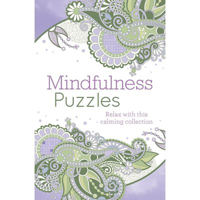 Mindfulness Puzzles: Lilac Edition image number 1