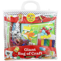 Giant Bag of Assorted Craft