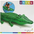 Intex Inflatable Ride On Alligator image number 2