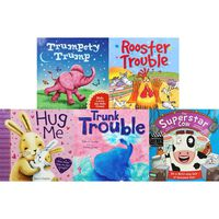 Monkey Mischief and Friends: 10 Kids Picture Books Bundle