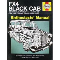 Haynes FX4 Black Cab Enthusiasts Manual