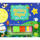 My First Felt Nursery Rhyme Play Book image number 1