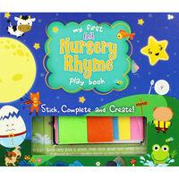 My First Felt Nursery Rhyme Play Book