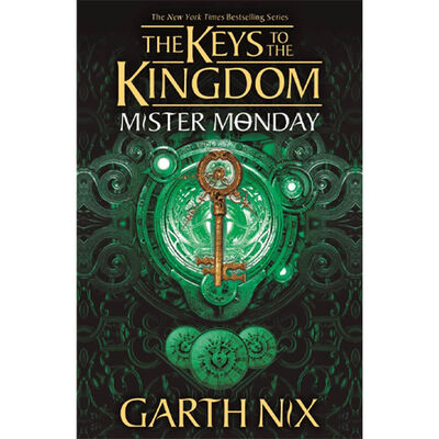 The Keys to the Kingdom: 7 Book Box Set image number 2