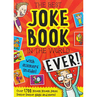 The Best Joke Book in the World Ever