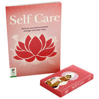 Self Care Book and Card Set