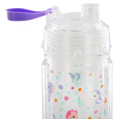Seahorse Plastic 500ml Drinks Bottle image number 3