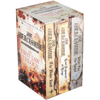 The First Law Trilogy: 3 Book Box Set
