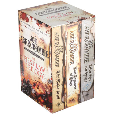 The First Law Trilogy: 3 Book Box Set image number 1
