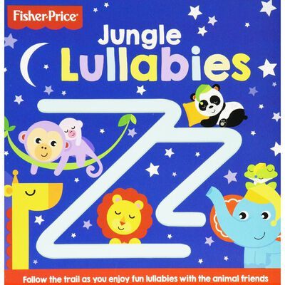 Fisher Price: Jungle Lullabies image number 1