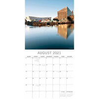 Liverpool Square Calendar 2021