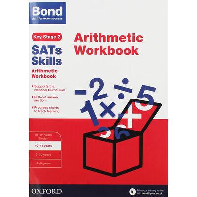 Bond SATs Skills: Arithmetic Workbook image number 1