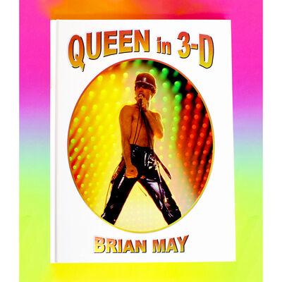 Queen in 3-D image number 4
