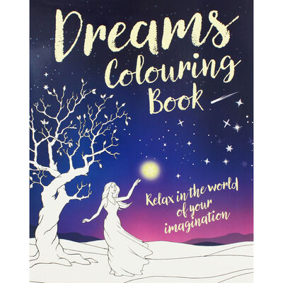 Dreams Colouring Book image number 1
