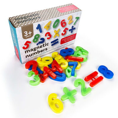 Magnetic Numbers Set image number 2