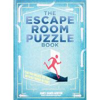 The Escape Room Puzzle Book