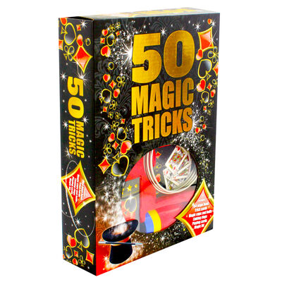 50 Greatest Magic Tricks Box Set image number 1