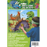 Dinosaur Party Game - For 12