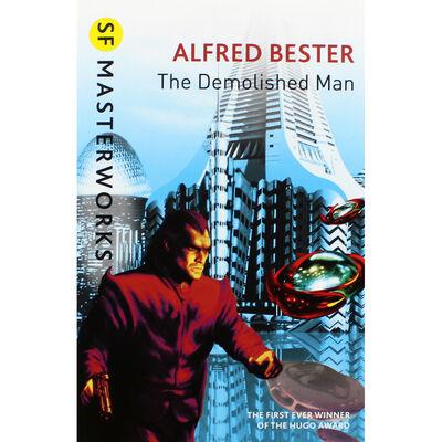 The Demolished Man image number 1