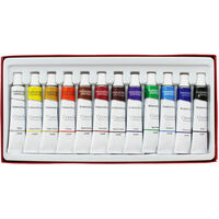Crawford and Black Watercolours - Set Of 12