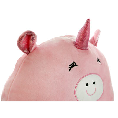 Snuggly Pink Piggy Corn Plush Soft Toy image number 3