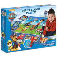 Paw Patrol Interactive Giant Floor Jigsaw Puzzle