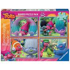 Trolls Pink Bump Pack 4x100pc  image number 1