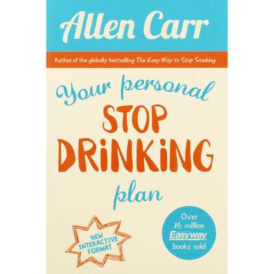 Allen Carr: Stop Drinking Plan image number 1