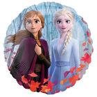 18 Inch Disney Frozen 2 Circle Helium Balloons image number 1