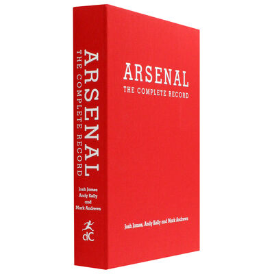 Arsenal: The Complete Record Special Limited Edition image number 1