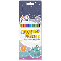 Colouring Pencils Pack of 12