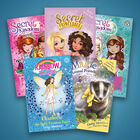 Girls & Princesses Magical Stories: 5 Book Collection image number 3