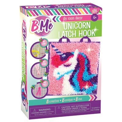Unicorn Latch Hook Kit image number 1