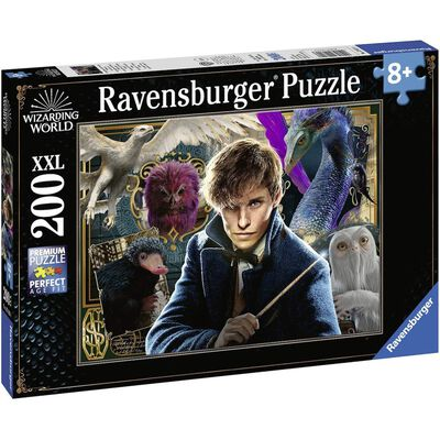 Fantastic Beasts 200 Piece Jigsaw Puzzle image number 1