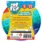 Pop 'N' Flip Bubble Popping Fidget Game: Rainbow Circle image number 5