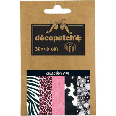 Decopatch Pocket Papers - Collection 9 image number 1