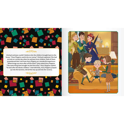 Mary Poppins Returns: Deluxe Picture Book image number 2