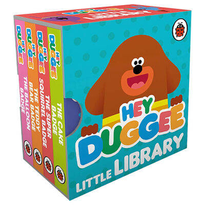 Hey Duggee: Little Library image number 1