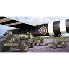 Airfix Willys MB Jeep 1:72 Scale Model Starter Set image number 2