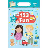 123 Fun Learning Pad
