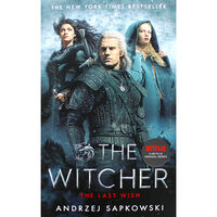 The Witcher The Last Wish: TV Tie-In