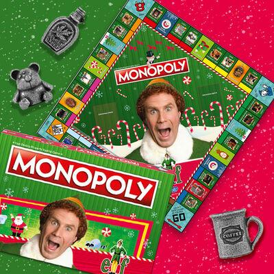 Elf Monopoly Board Game image number 6